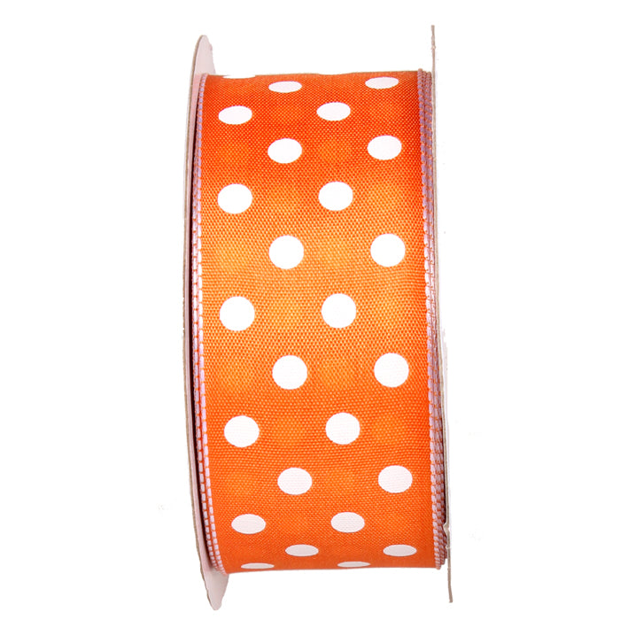 RW4673HM-orange-white-polka-dots