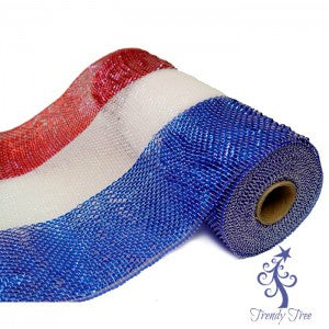 TDN80793-wide-foil-red-white-blue-10-inch-trendytree