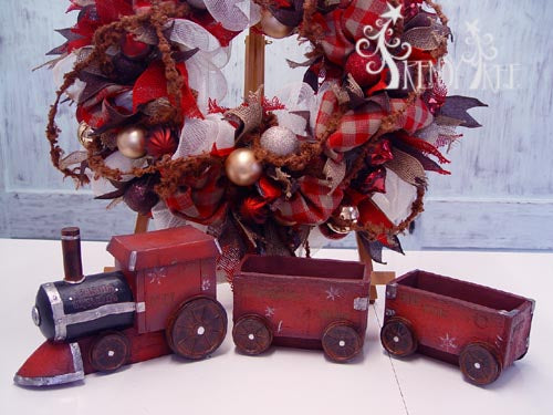 X6433-rustic-resin-train-red