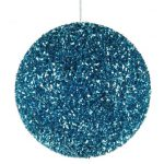 XY652536-turquoise-cut-foil-glitter-ball-ornament-4-inch-trendy-tree