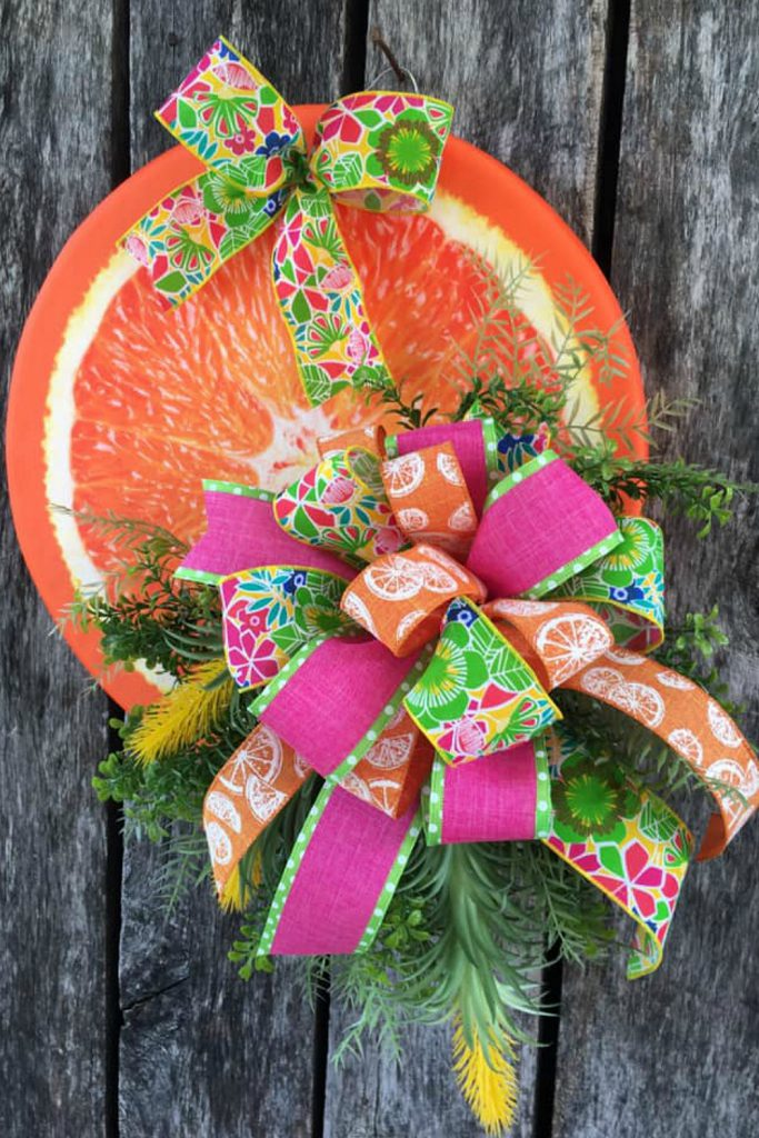 Fall Pumpkin Wreath, Learn How to Make Wreaths