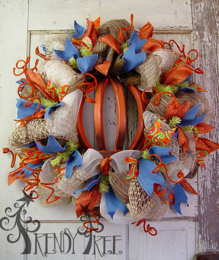 autumn-pumpkin-wreath