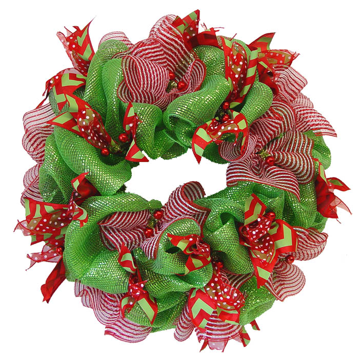 basic-green-mesr-ribbon-wreath