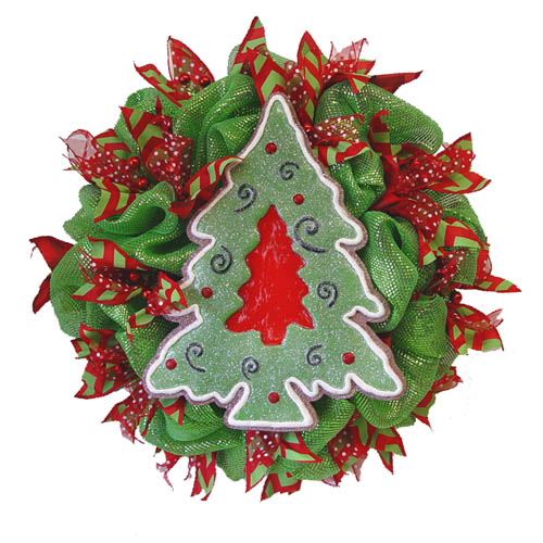 basic-green-wreath-large-christmas-tree-cookie