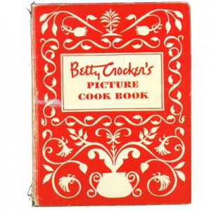 betty crocker first edition picture cook book