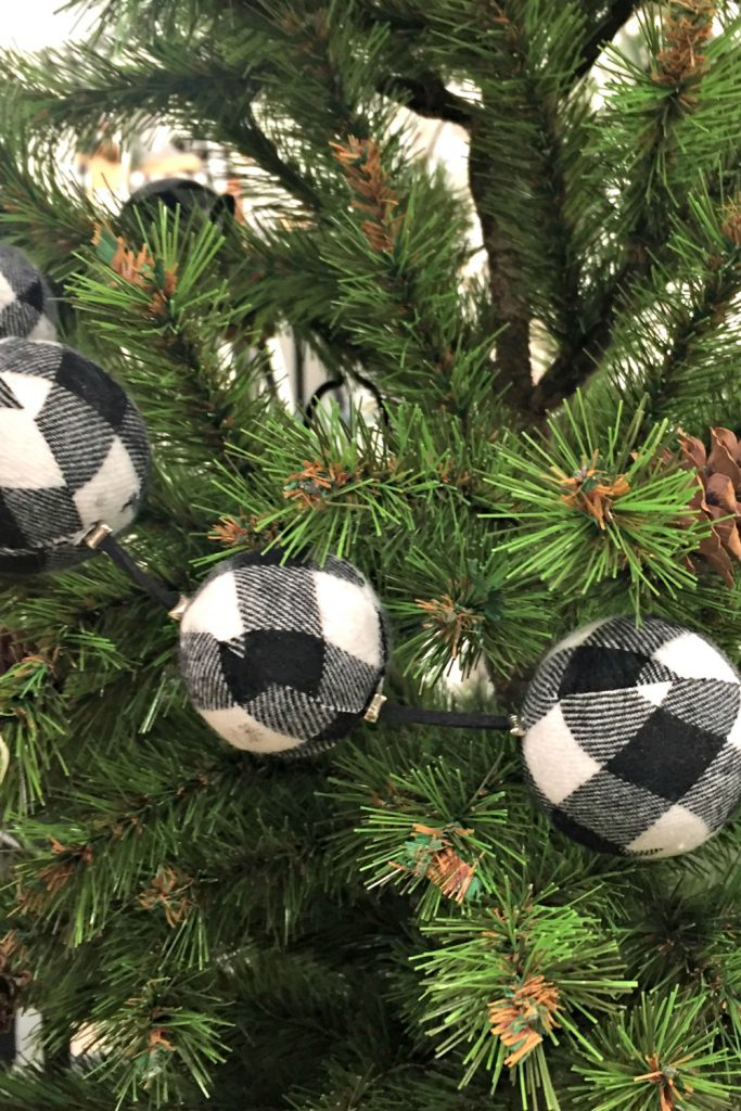 Buffalo Check Ribbon Ideas Trendy Tree