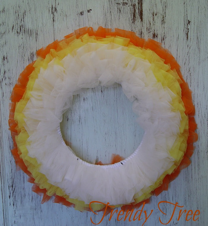 candy-corn-wreath-tulle-tied-on-trendytree