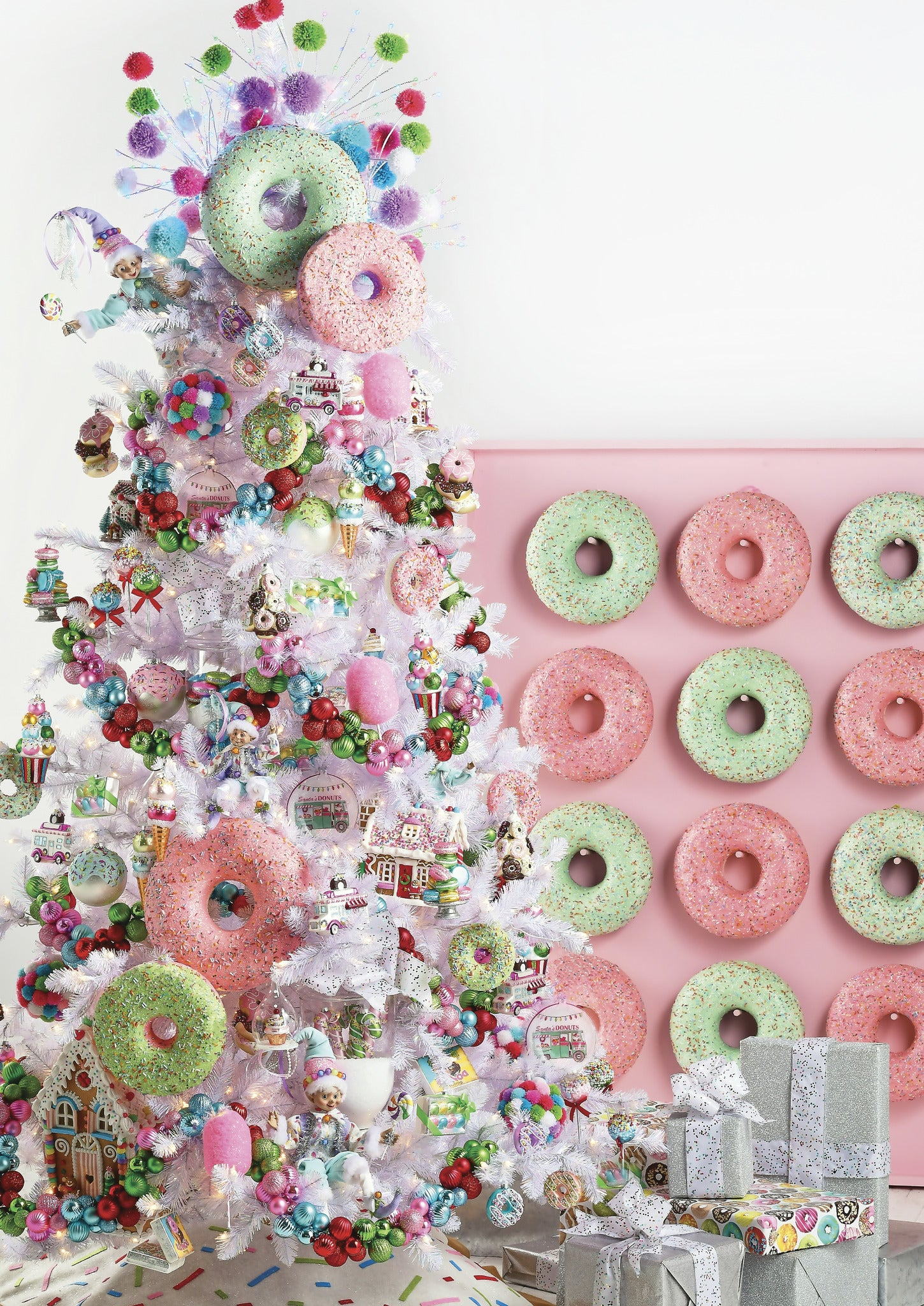 2019 Raz Christmas Tree Inspiration Trendy Tree
