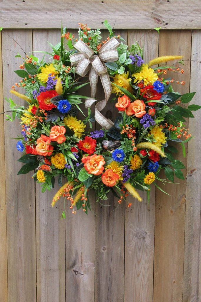 Christmas Wreath, Elegant Christmas Wreath