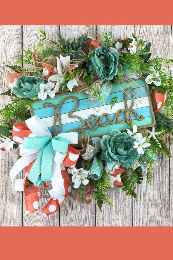 Bless This Home Door Wreath, Everyday Wreath, Mesh Wreaths, Religious Gifts for Women, Muted Color, All Season Front Door Wreath, Summer Wreath