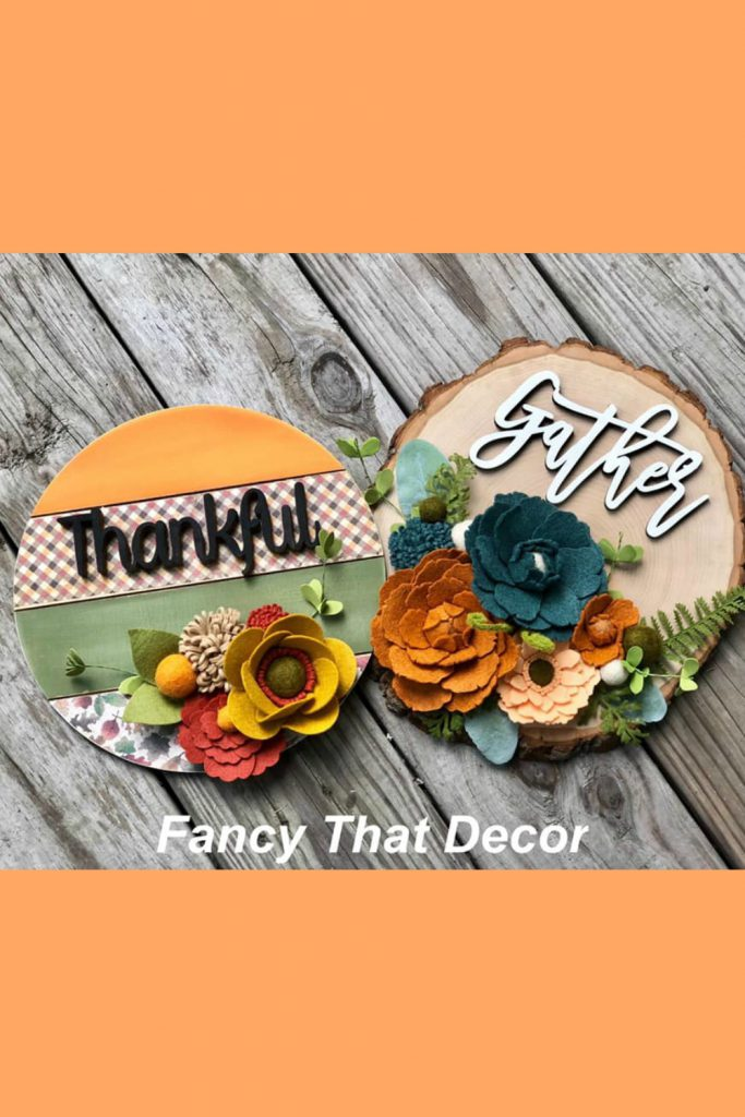 Fall Pumpkin stacker, fall table decor, fall arrangement, fall centerpiece, fall farmhouse, moss green pumpkin, cream pumpkin, pumpkins