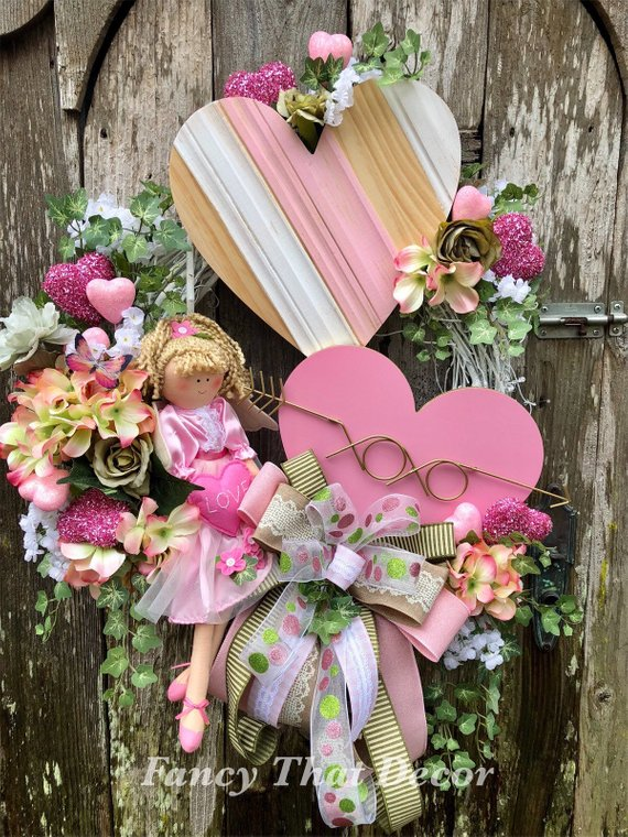Mad hatter easter wreath, bunny wreath attachment, easter wreath, bunny wreath, pastel easter wreath, spring wreath, happy easter, tophat