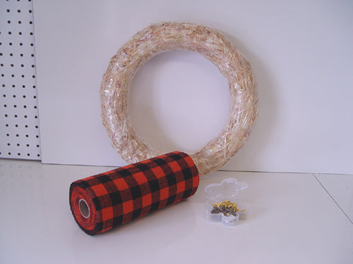 faux-burlap-orange-black-wreath-supplies