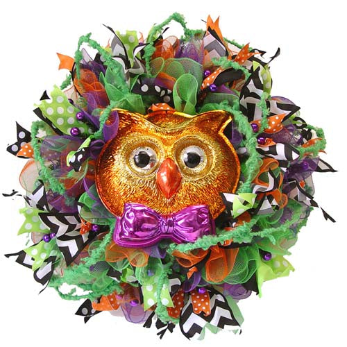 halloween-wreath-bobble-eyes-owl