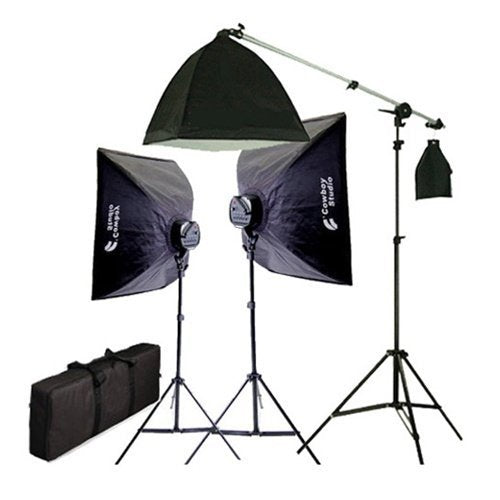 lighting studio, product images