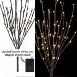 raz battery powered lighted branches