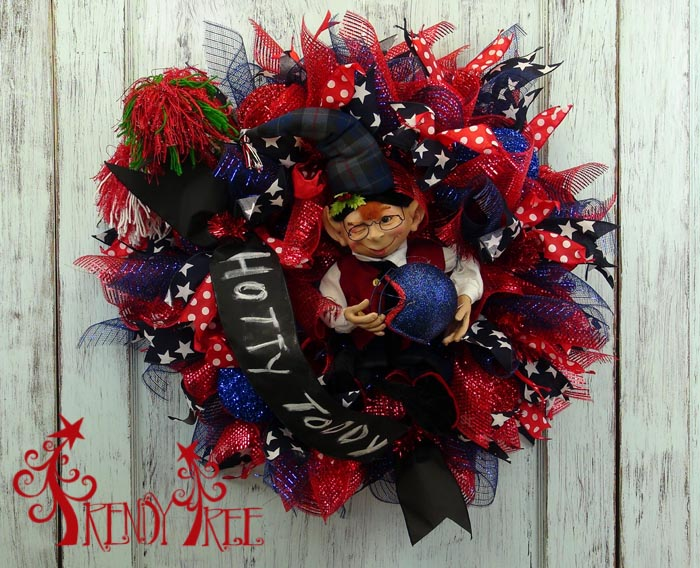 ole-miss-wreath