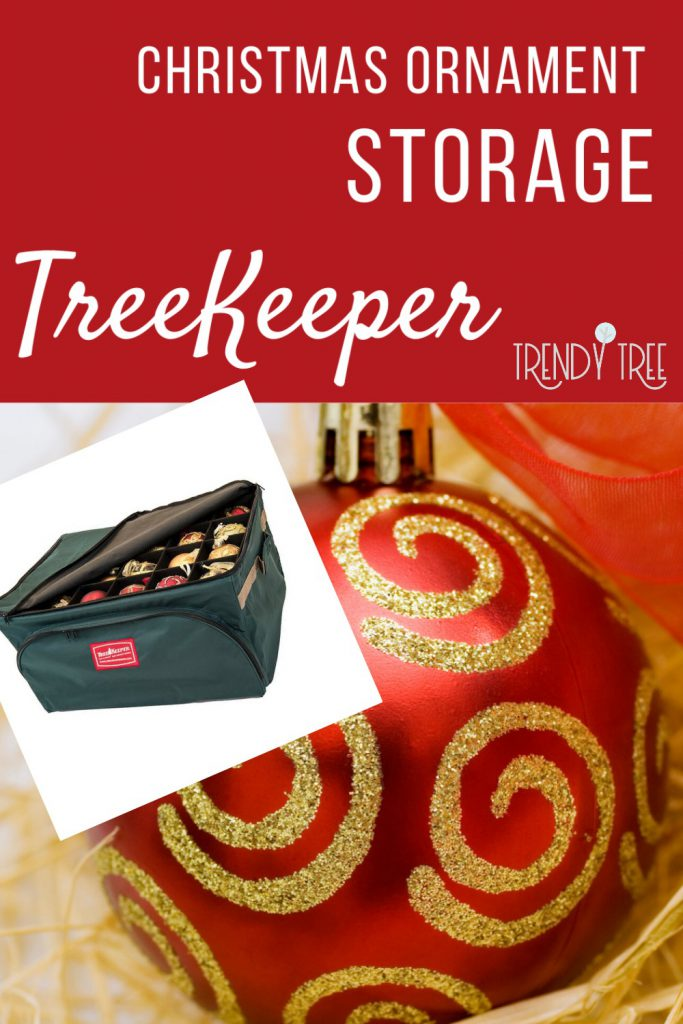 ornament storage, treekeeper
