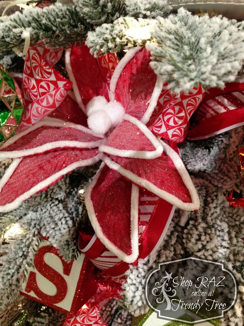 raz-peppermint-toy-collection-frosted-poinsettia-trendy-tree
