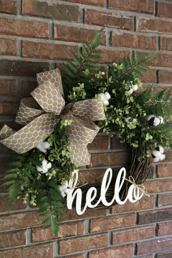 Welcome Fall Wreath, Fall Wreath, Pumpkin Wreath, Fall Decor, Front Door Wreath, Fall Door Wreath, Happy Fall Wreath, Autumn Wreath, Best Fall Wreath