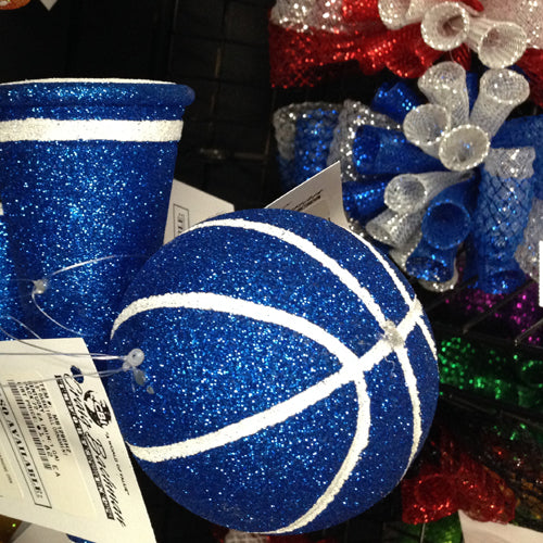 royal-blue-basketball-ornament