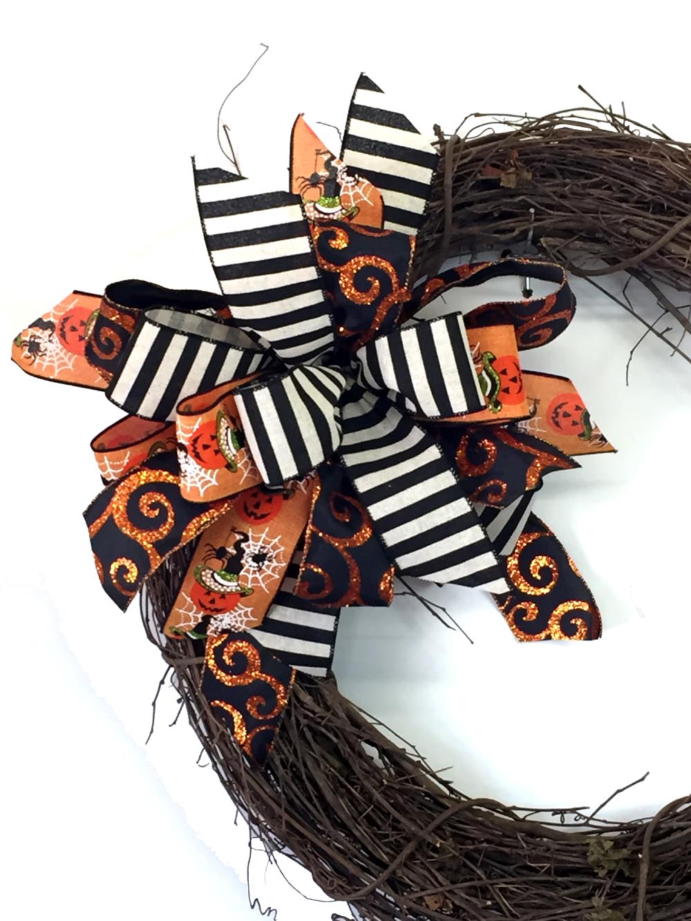 ribbon, terri bow, scrap ribbon, pro bow, bow maker, bowmaker, make a bow