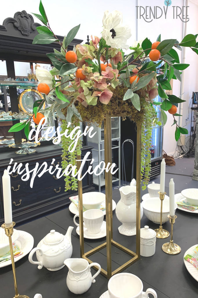 design inspiration from trendy tree