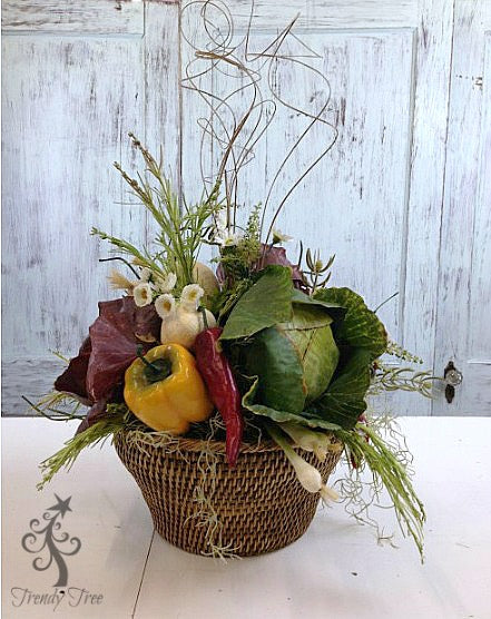 vegetable-arrangement