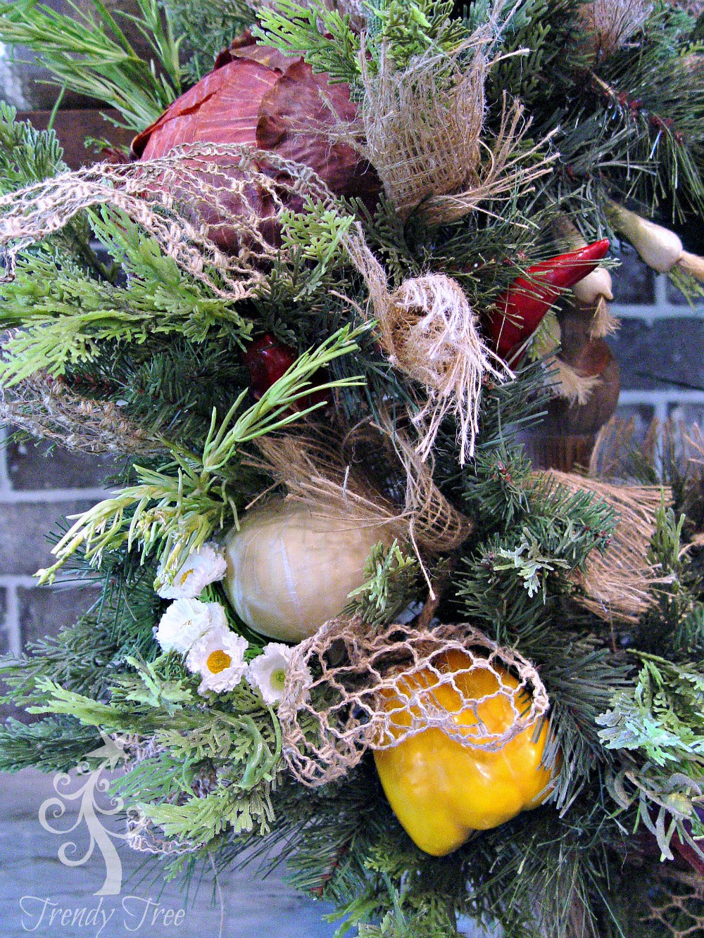 vegetable-wreath-closeup-3