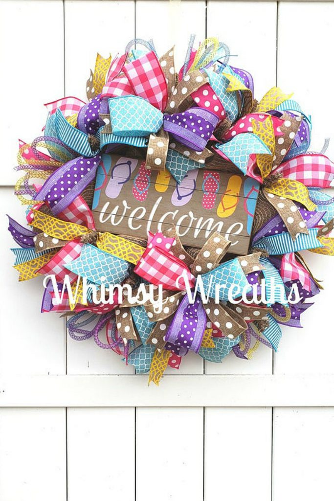 teacher wreath, teacher appreciation, back to school wreath