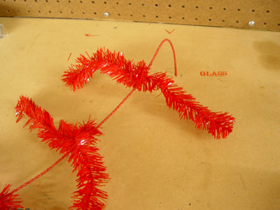 red work garland