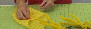 yellow-flower-black-center-tutorial-fold-edges-to-center
