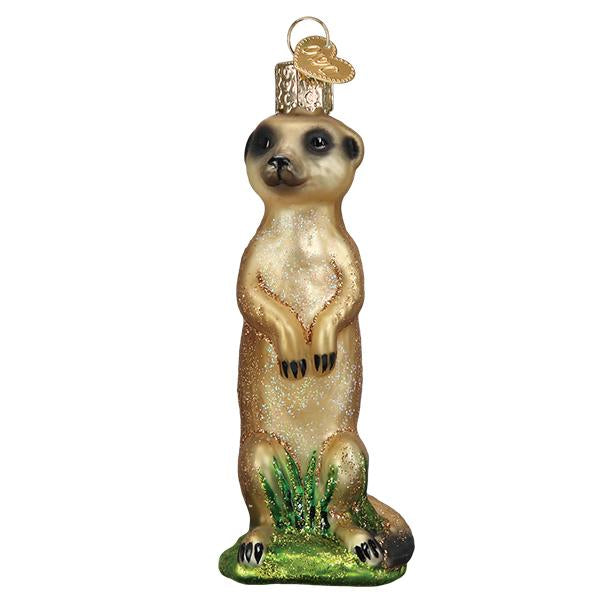 Meerkat Old World Christmas Ornament 12557