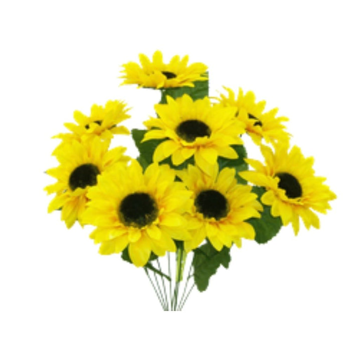 "21"" Sunflower Bush 30450YW"