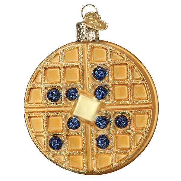 Waffle Old world Christmas Ornament 32444