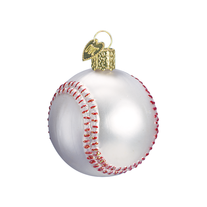 Baseball 44015 Old World Christmas Ornament