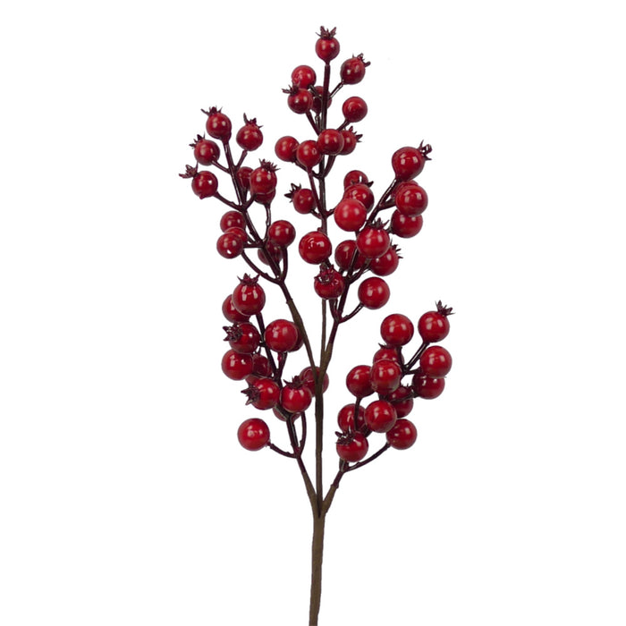 "17"" Red Berry Pick 84568RD"