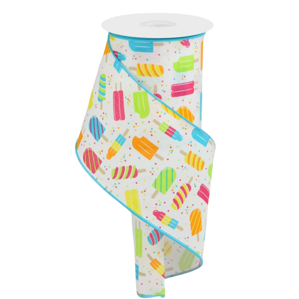 popsicle ribbon from Trendy Tree