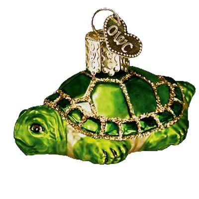 Small Turtle 12091 Ornament Old World Christmas