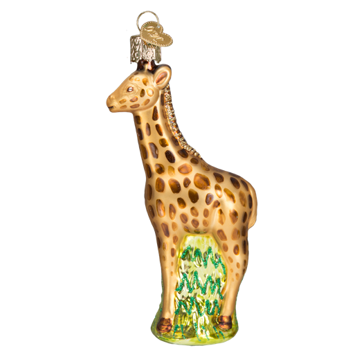 Baby Giraffe 12107 Old World Christmas Ornament