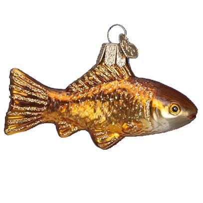 Goldfish 12398 Old World Christmas Ornament