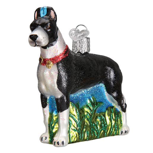 Great Dane 12474 Old World Christmas Ornament
