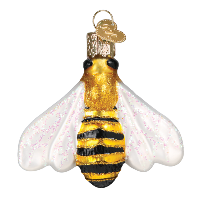 Honey Bee 12520 Old World Christmas Ornament
