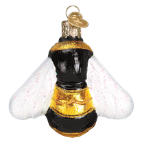 Bumblebee 12521 Old World Christmas Ornament