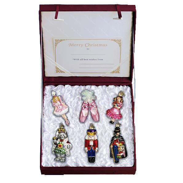 Nutcracker Suite Collection 14013 Old World Christmas Ornaments