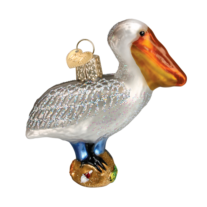 Pelican 16073 Old World Christmas Ornament