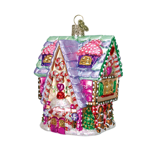 Cupcake Cottage 20029 Old World Christmas Ornament