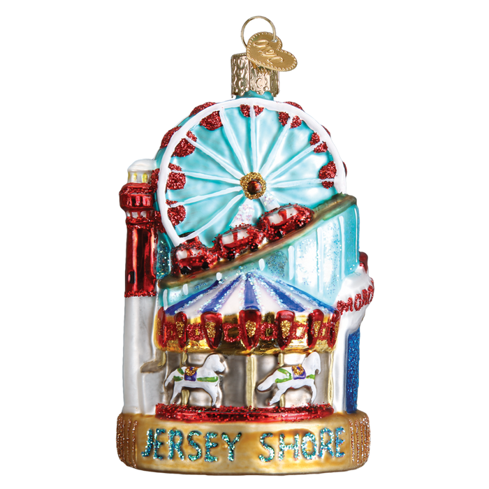 Jersey Shore 20096 Old World Christmas Ornament