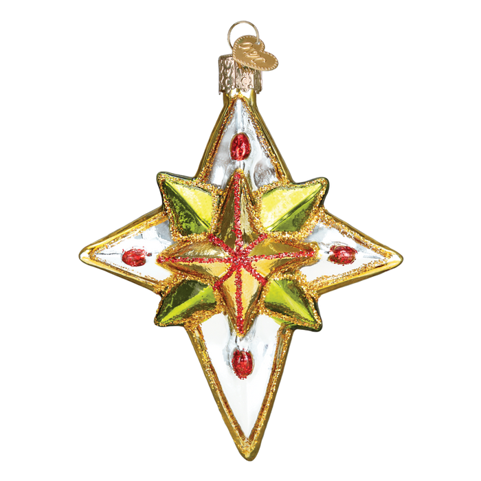 Luminous Star 22036 Old World Christmas Ornament