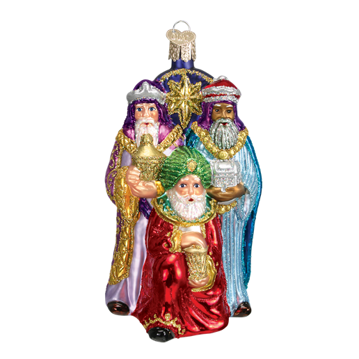 Three Wise Men 24083 Old World Christmas Ornament